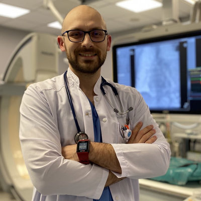 Dr. Iskren Garvanski