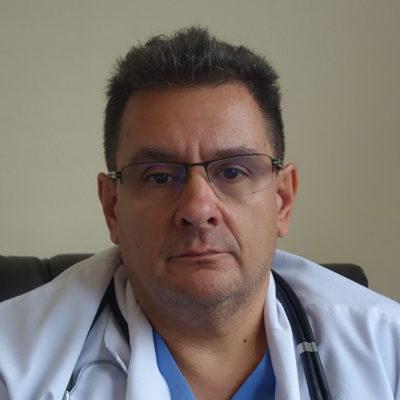 Д-р Ивайло Лефтеров