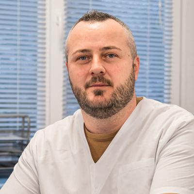 Dr. Yordan Sazdanovski