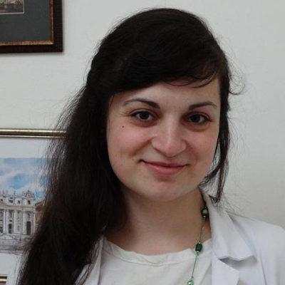 Д-р Десислава Цветанова, дм