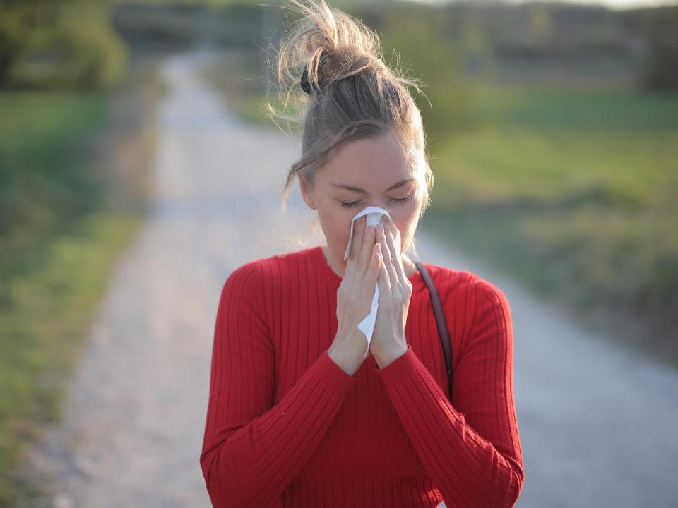 Лечение на алергичен ринит в Медицински Център Хера